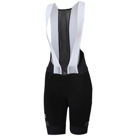 Sportful Supergiara Bib Shorts Dames, black